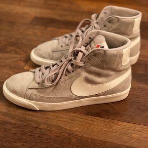 Nike Women's Blazer Mid Suede Sneakers